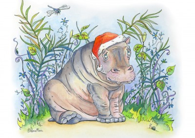 W-Santa-Hippo